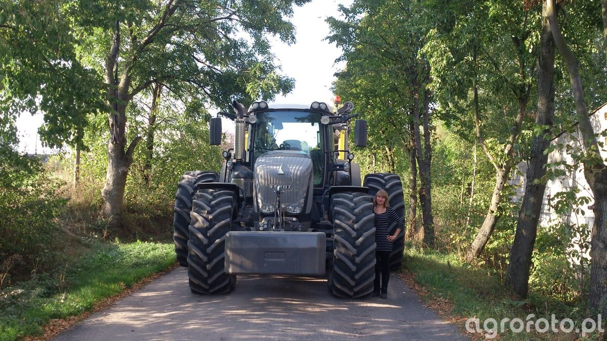 Fendt 939 Black Beauty & Strom Swifter SE10000