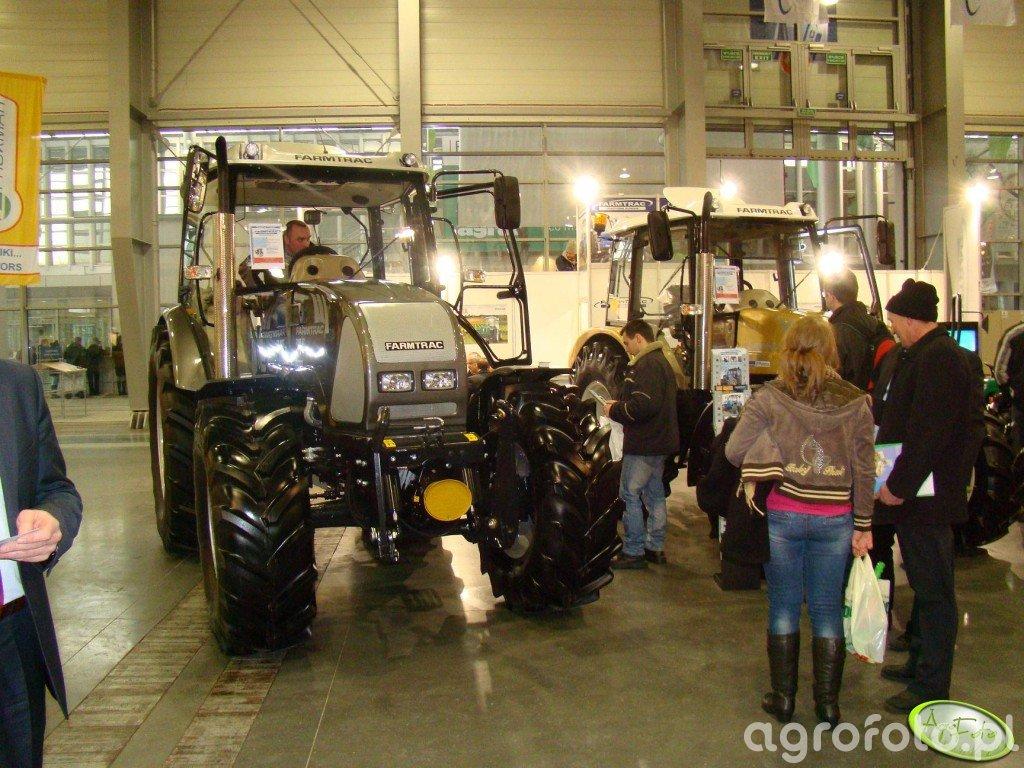 Farmtrac 7110 & 675dt
