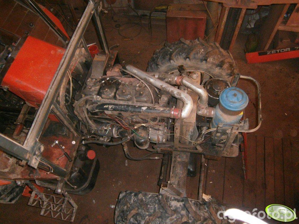 Zetor 7745 Turbo
