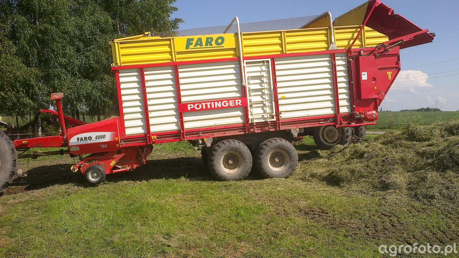 Pottinger Faro 4000