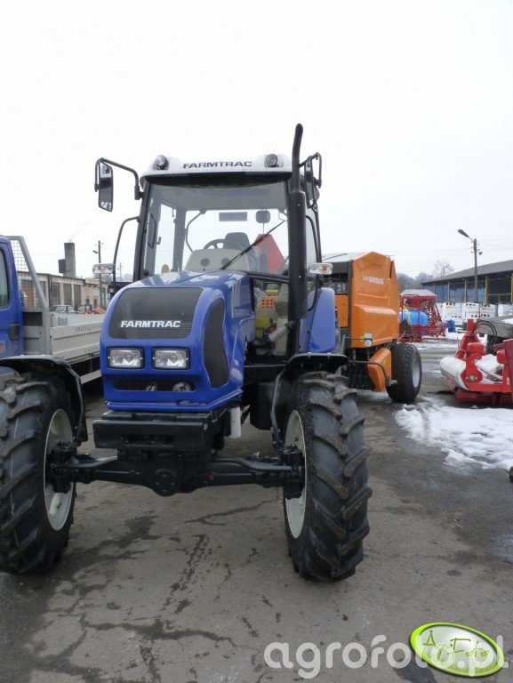 Farmtrac 670 DT