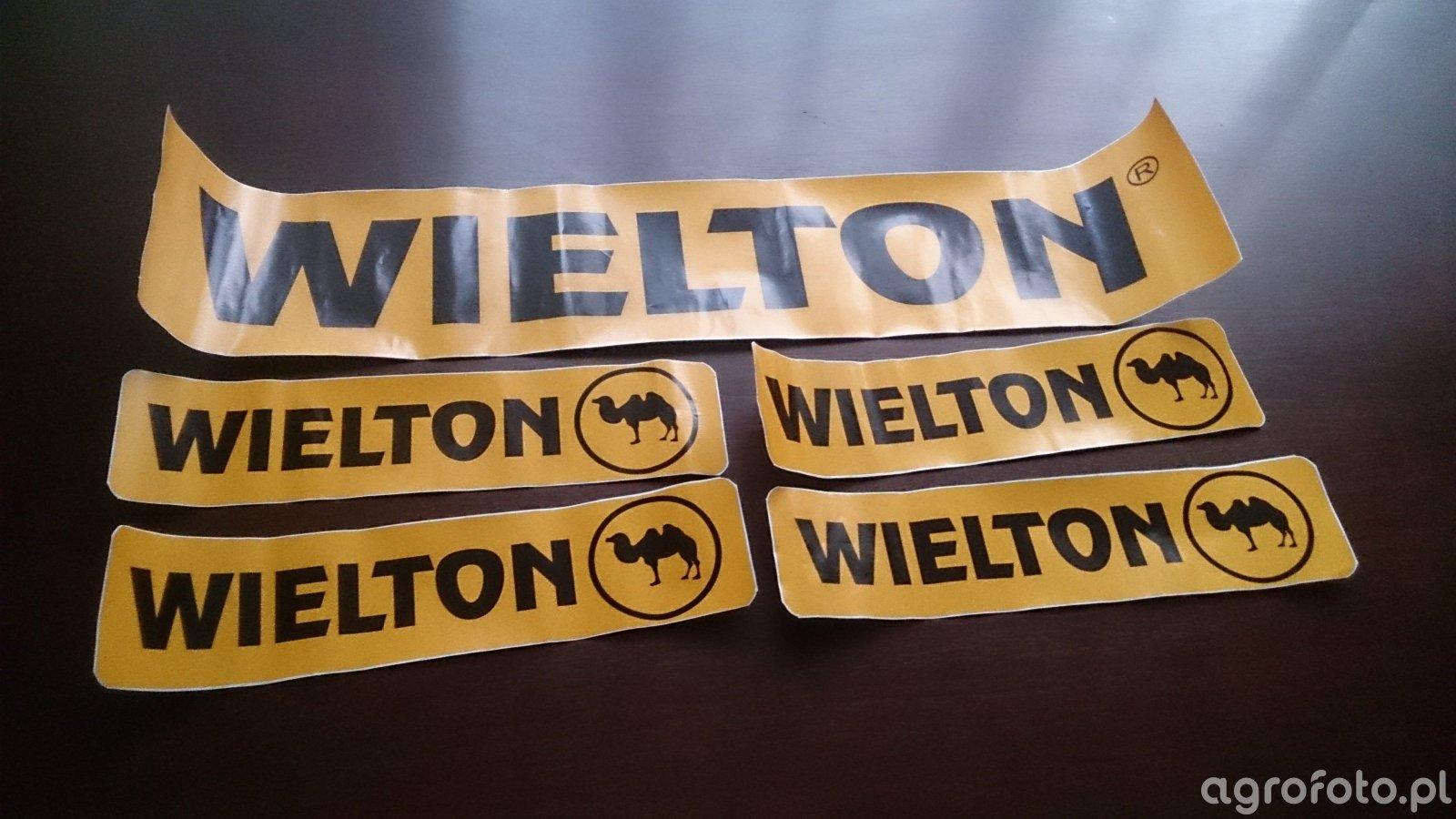 Naklejki WIELTON