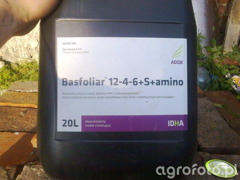 Basfoliar 12-4-6+S+amino