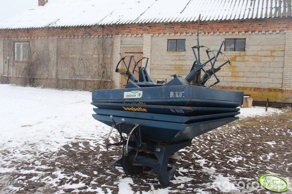 Bogballe BL600