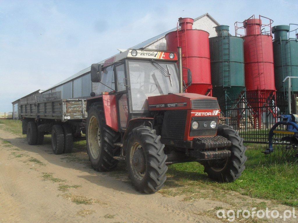 Zetor 10145 i D83