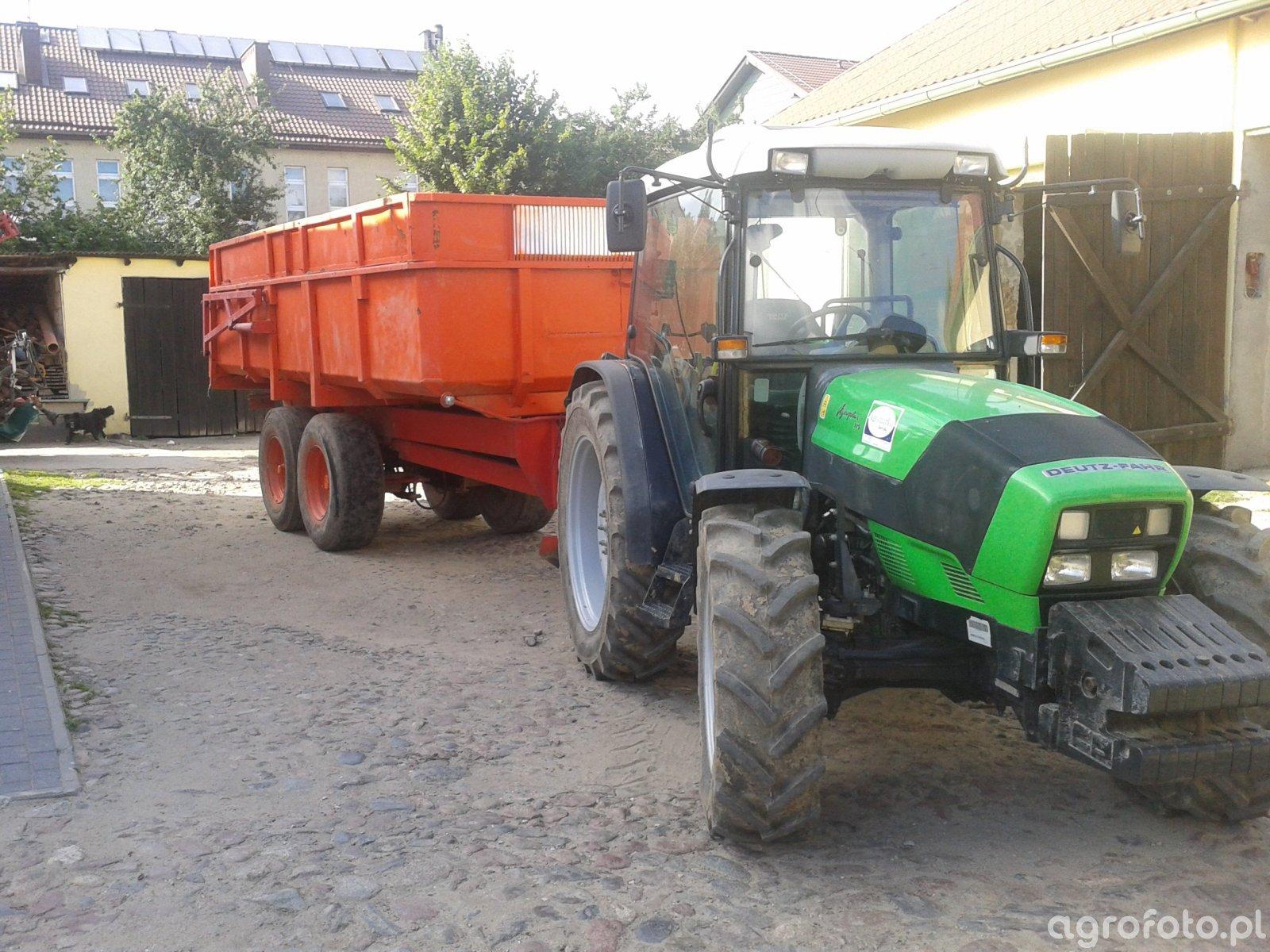 Deutz-Fahr Agroplus 315