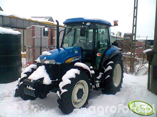 New Holland TD5010