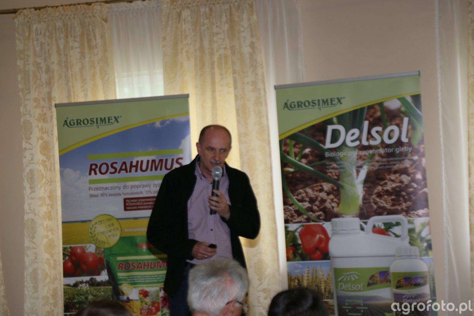 Agrosimex - spotkanie poświęcone uprawie rzepaku