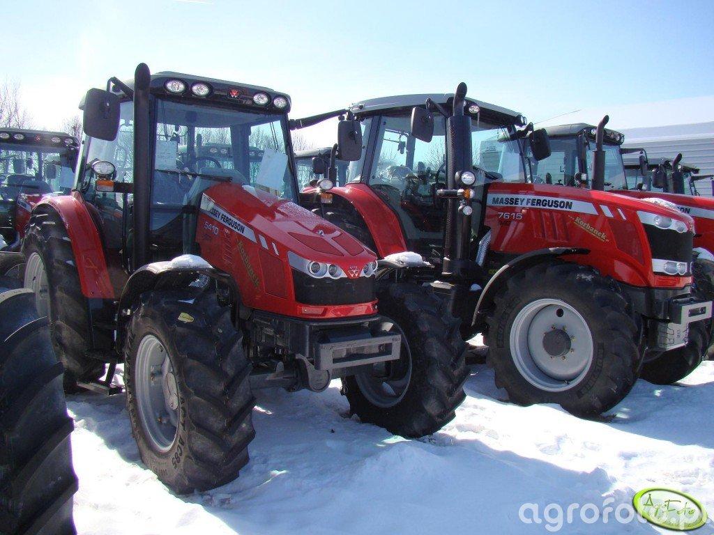 MF 5410 & 7615