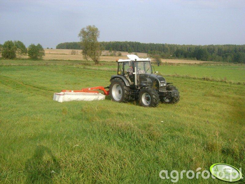 Farmtrac 7100DT + Lely Splendimo 280M