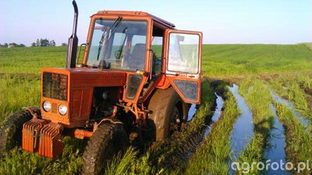 MTZ 80 + PILMET 300 L