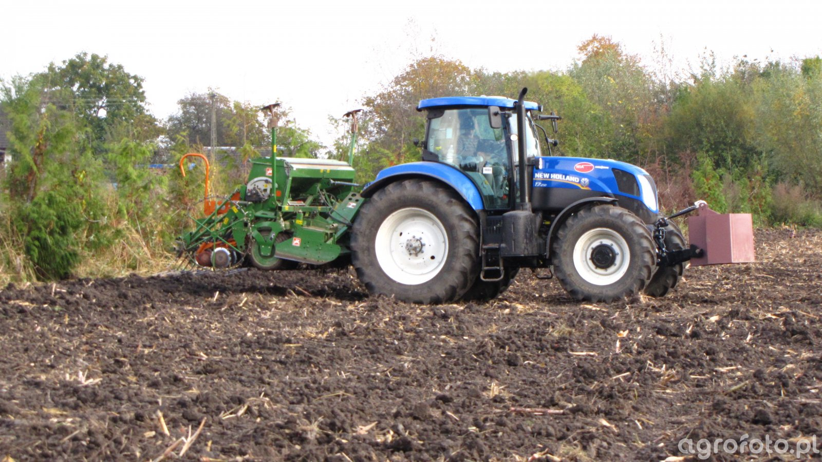 NewHolland T7 210