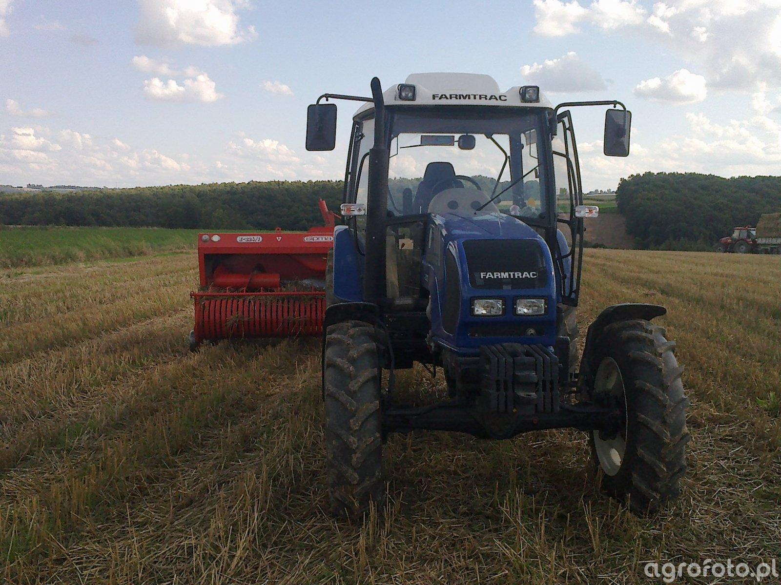 Farmtrac 675 DT + Sipma
