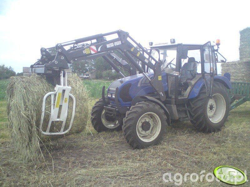 Farmtrac 675 DT + Tur
