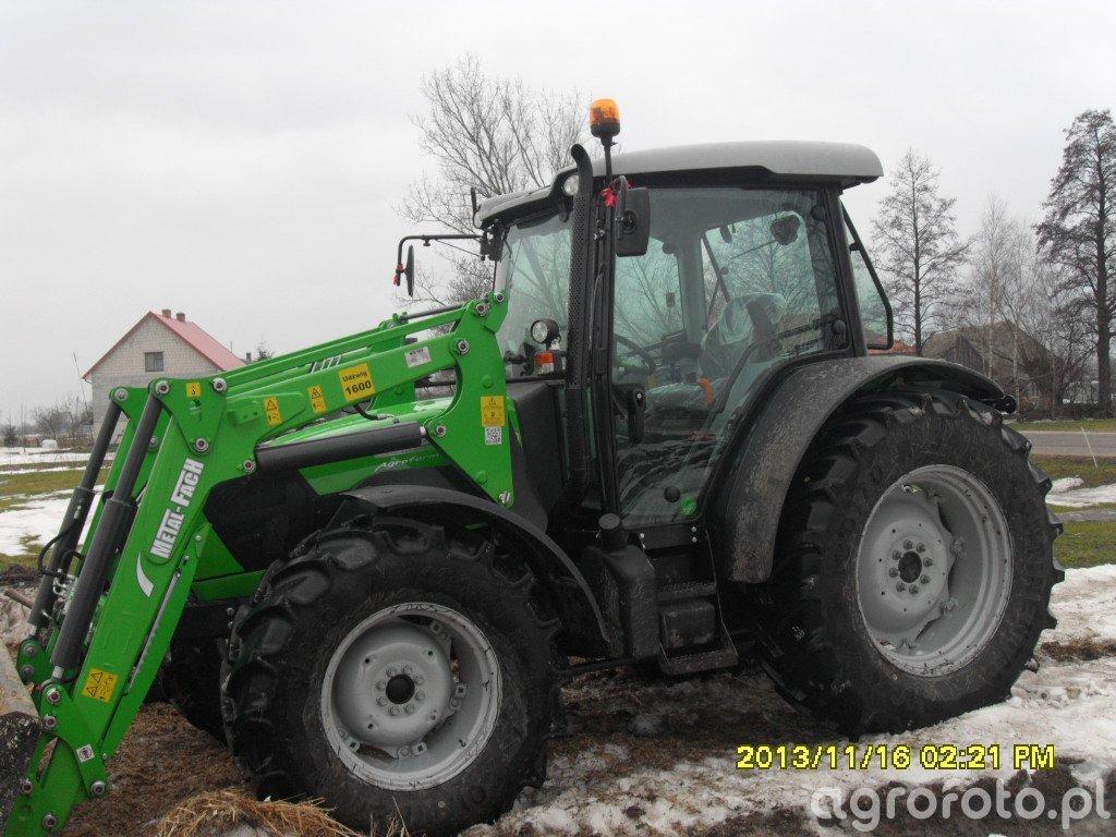 Deutz-Fahr AgroFarm 430 G