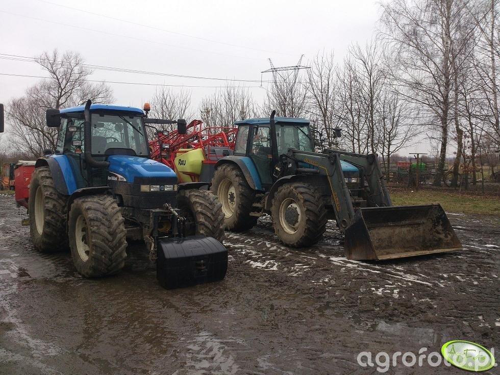 New Holland TM155 i 8360