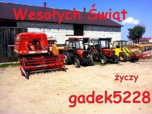 FahrM750& Ursus2812& Zetor5211& Kramer Allrad312