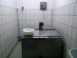 Zbiornik na mleko 500 L WESTFALIA