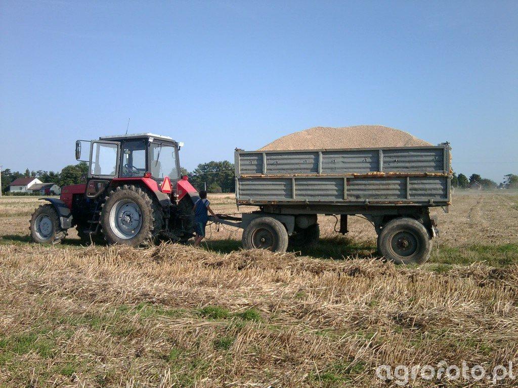 Belarus 1025.2 + D-47
