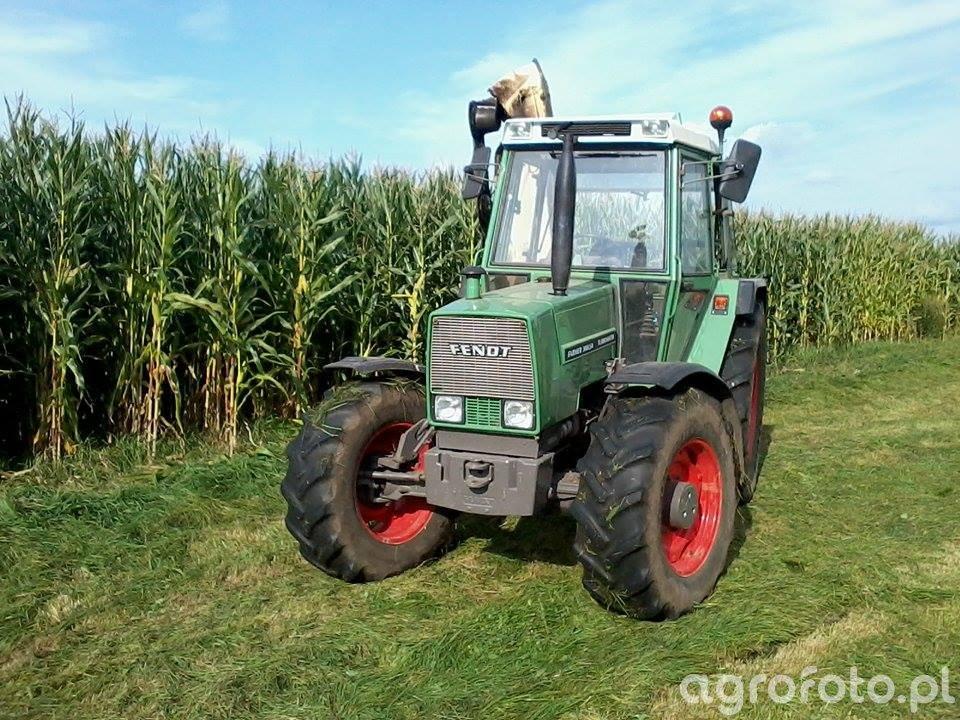 Fendt Farmer 308 lsa i krone am 282