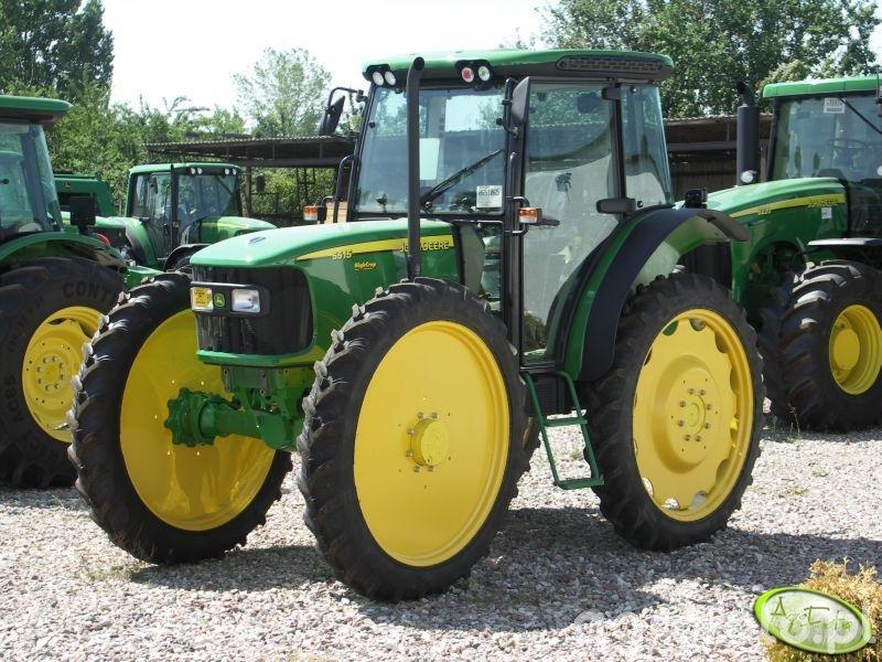 John Deere 5515 High Crop