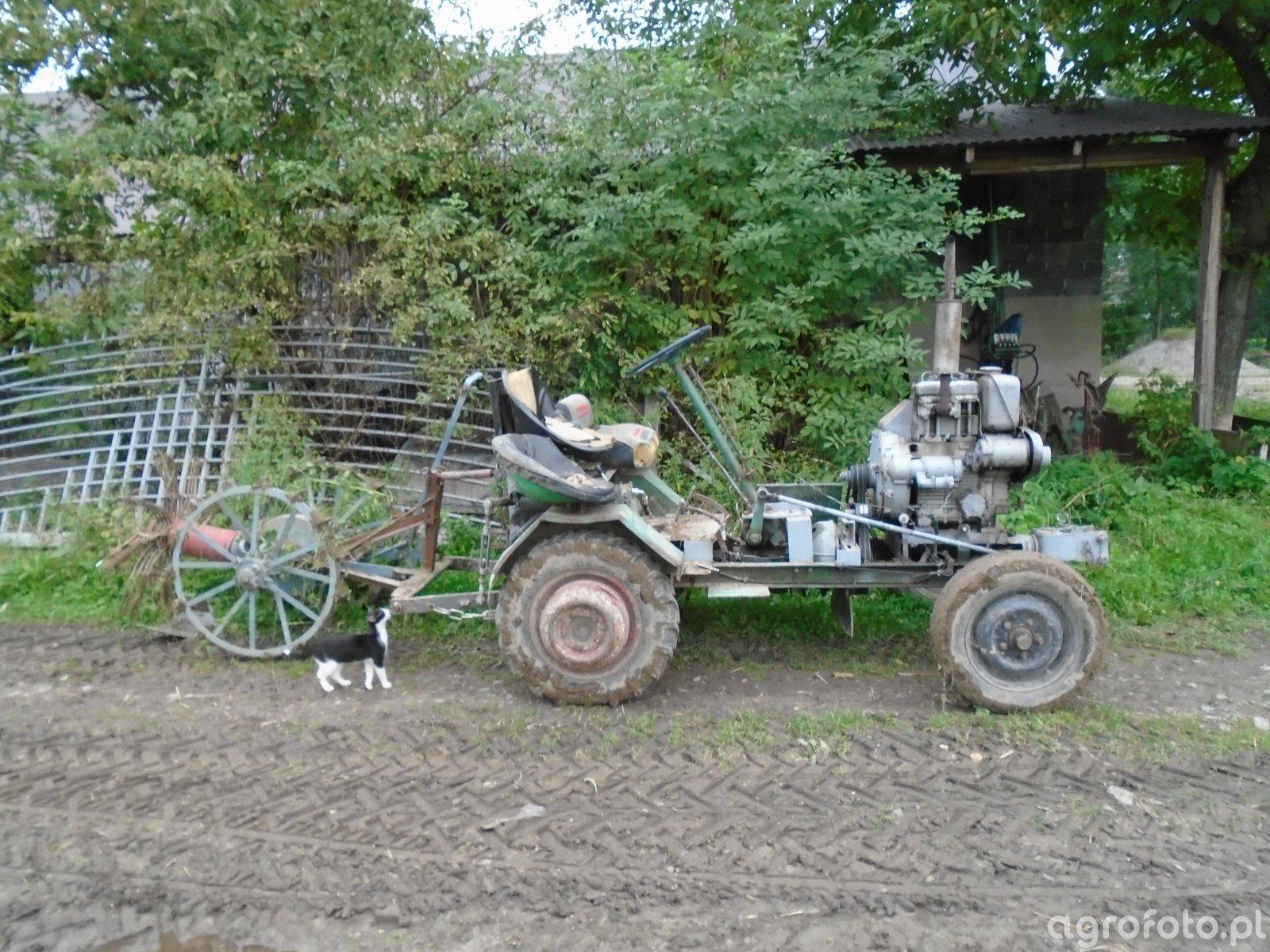 Traktorek