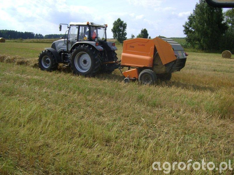 Farmtrac 7100DT + Warfama Z-543