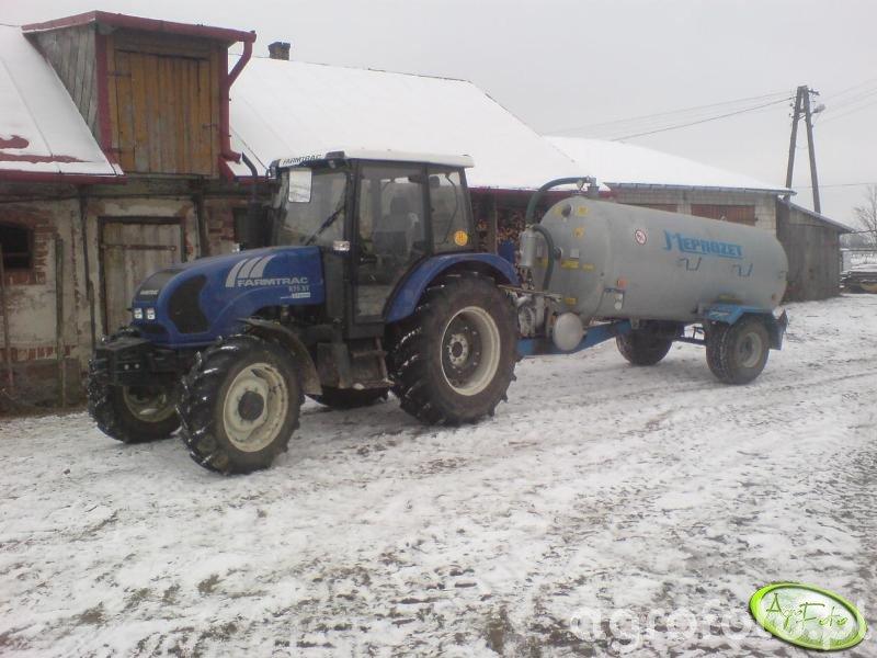 Farmtrac 675dt + Meprozet PN 40