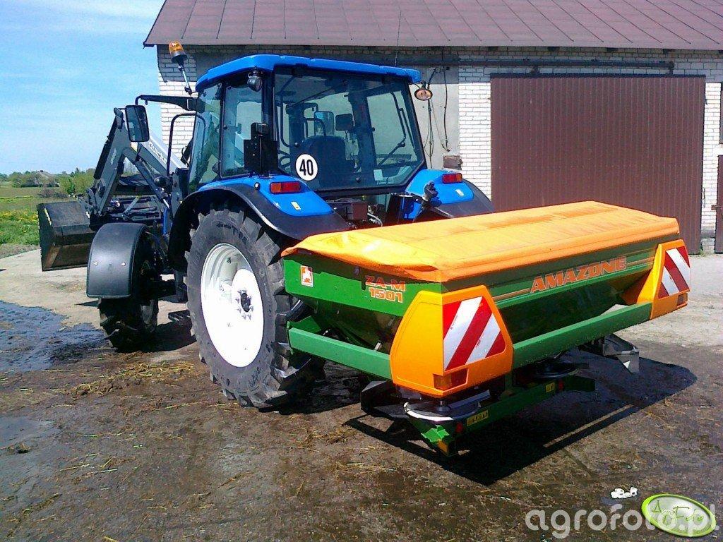 Amazone ZA-M 1501 + T5040
