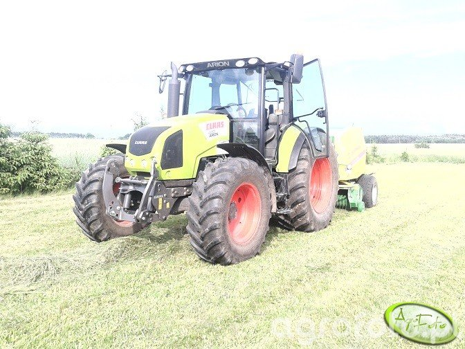 Claas Arion 420 i Sipma