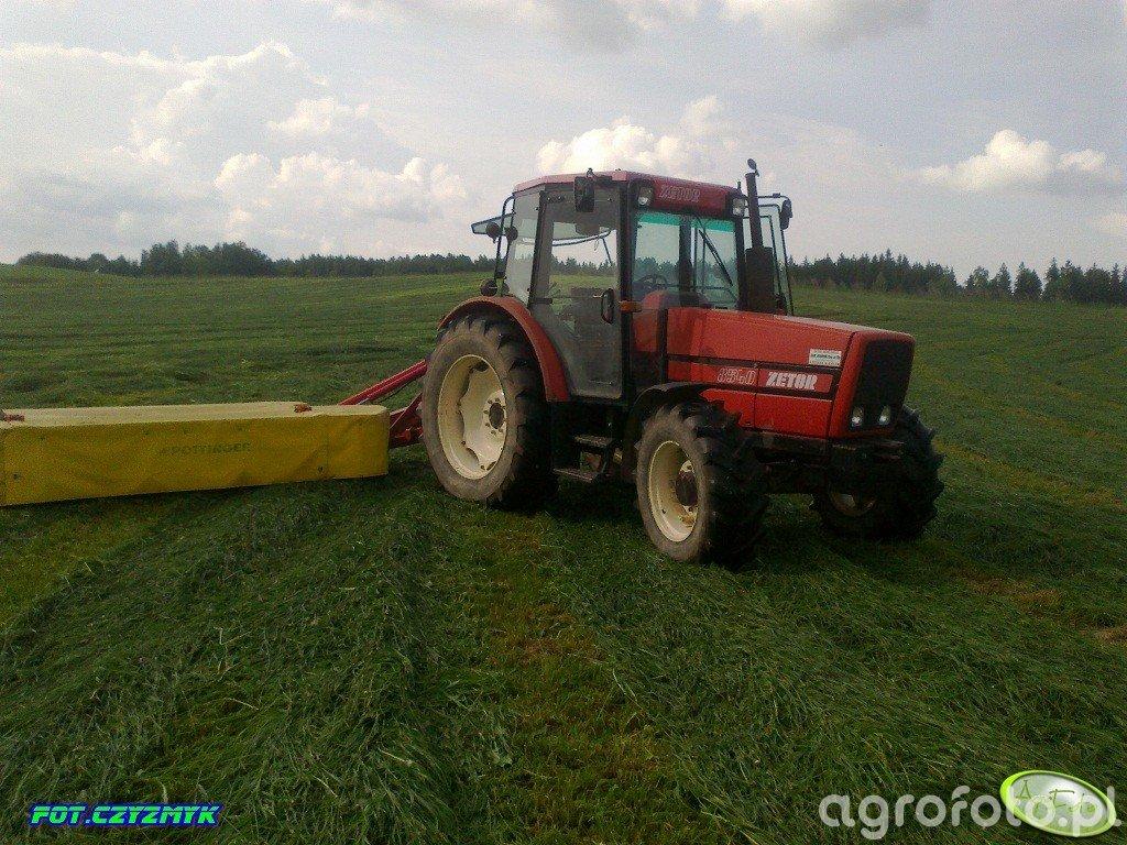 Zetor 8540 + Pottinger 3.05