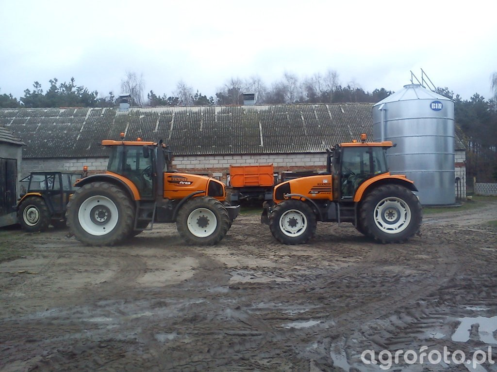 Renault Ares 826rz ,Renault Ares 620rz