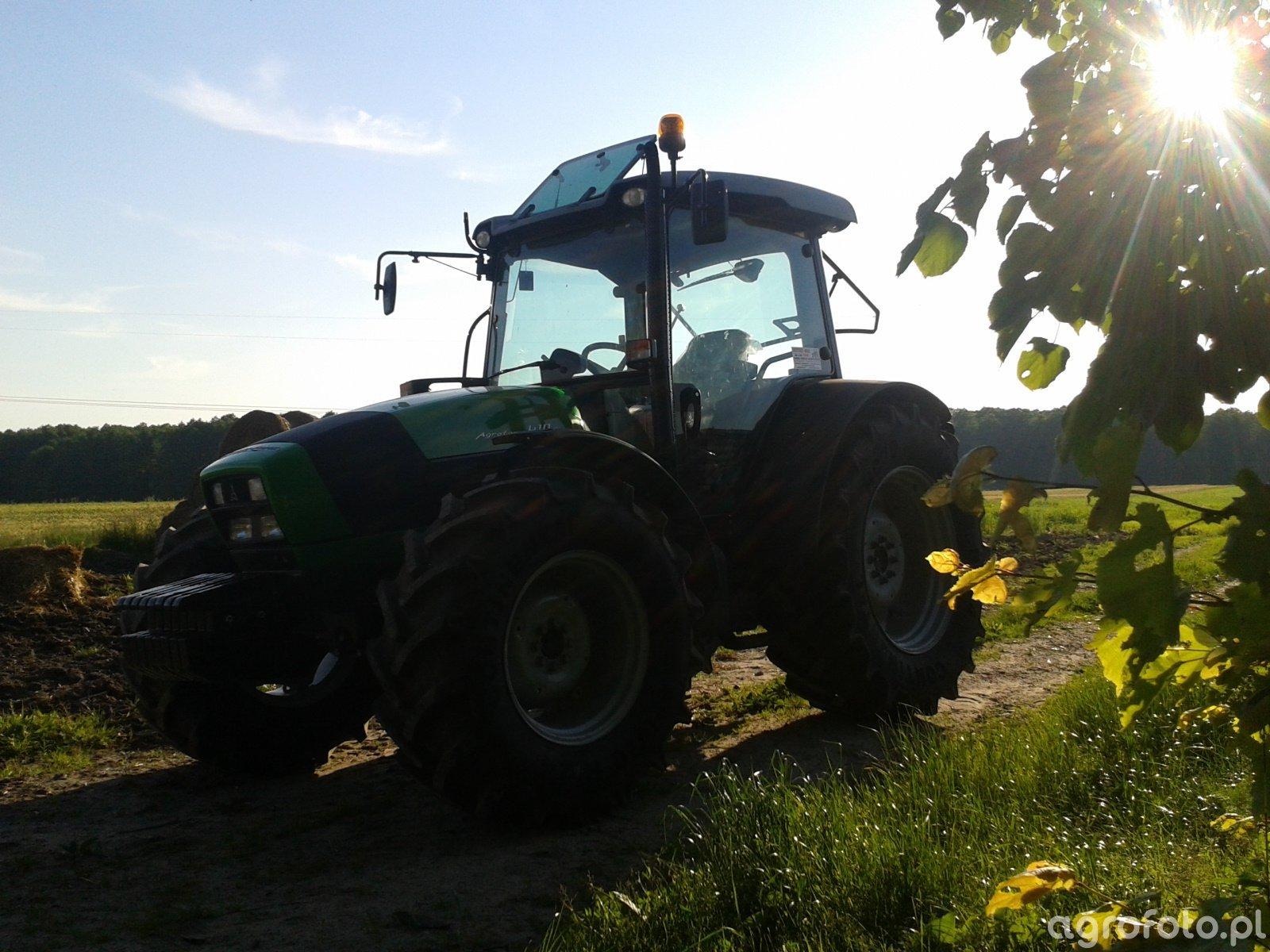 Deutz-Fahr Agrofarm 410 G