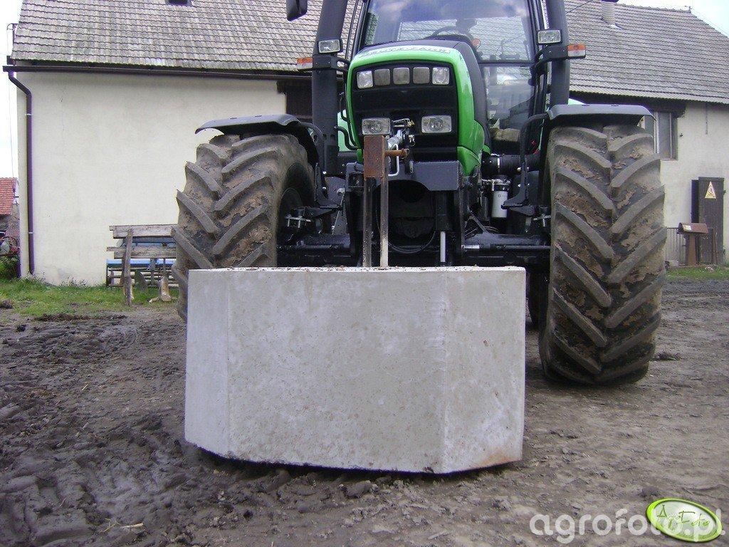 Balast 1650 kg
