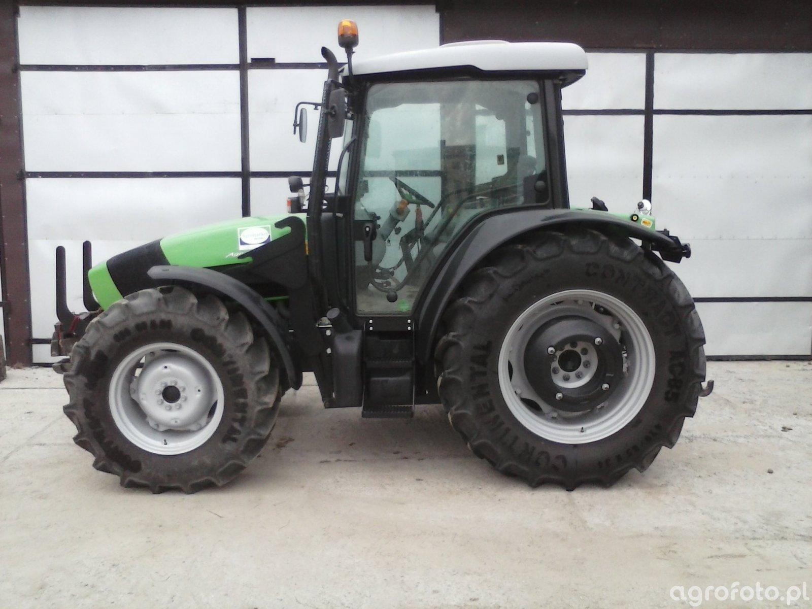 Deutz-Fahr Agrofarm 410G