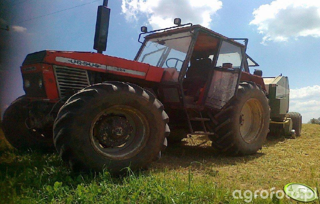 Ursus 1224 + Sipma Z569/1  Farma II