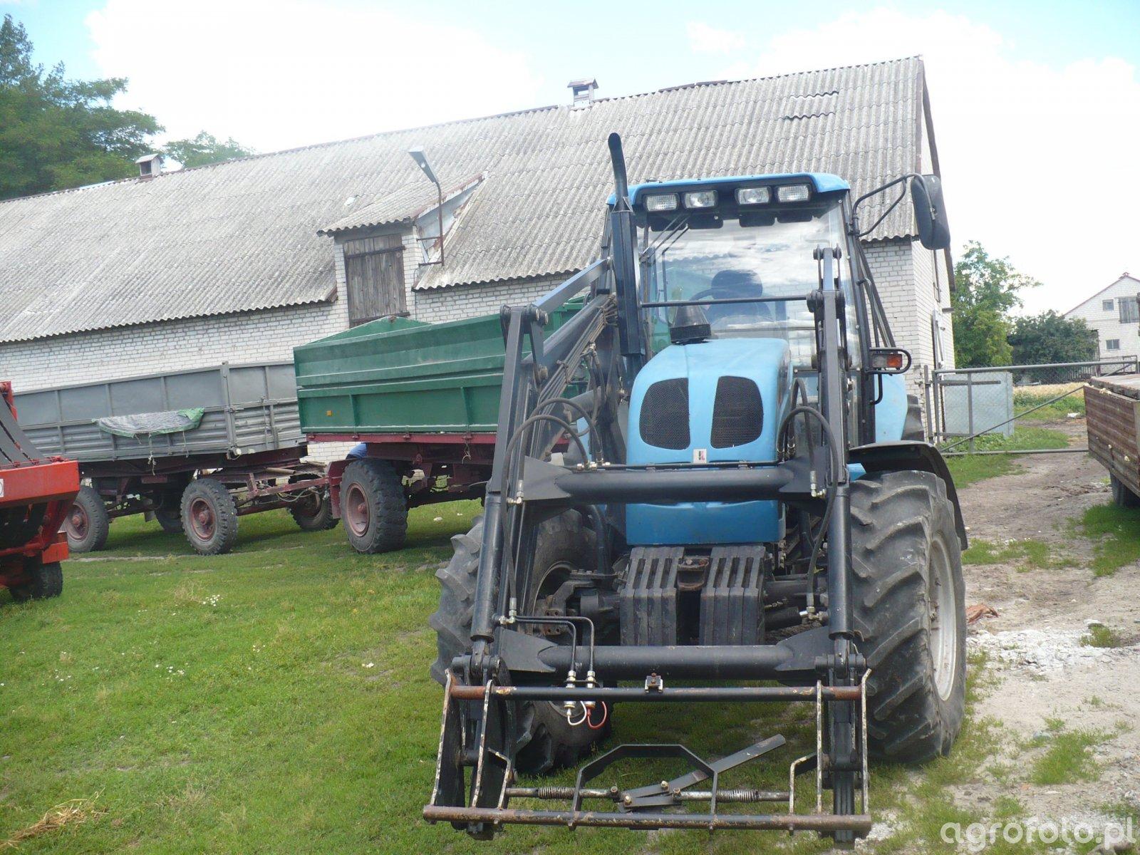 Pronar 1025a + HL 8011 + Autosan d55