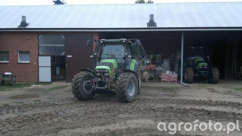Deutz-Fahr Agrotron K 420 & Deutz-Fahr Agrotron 150