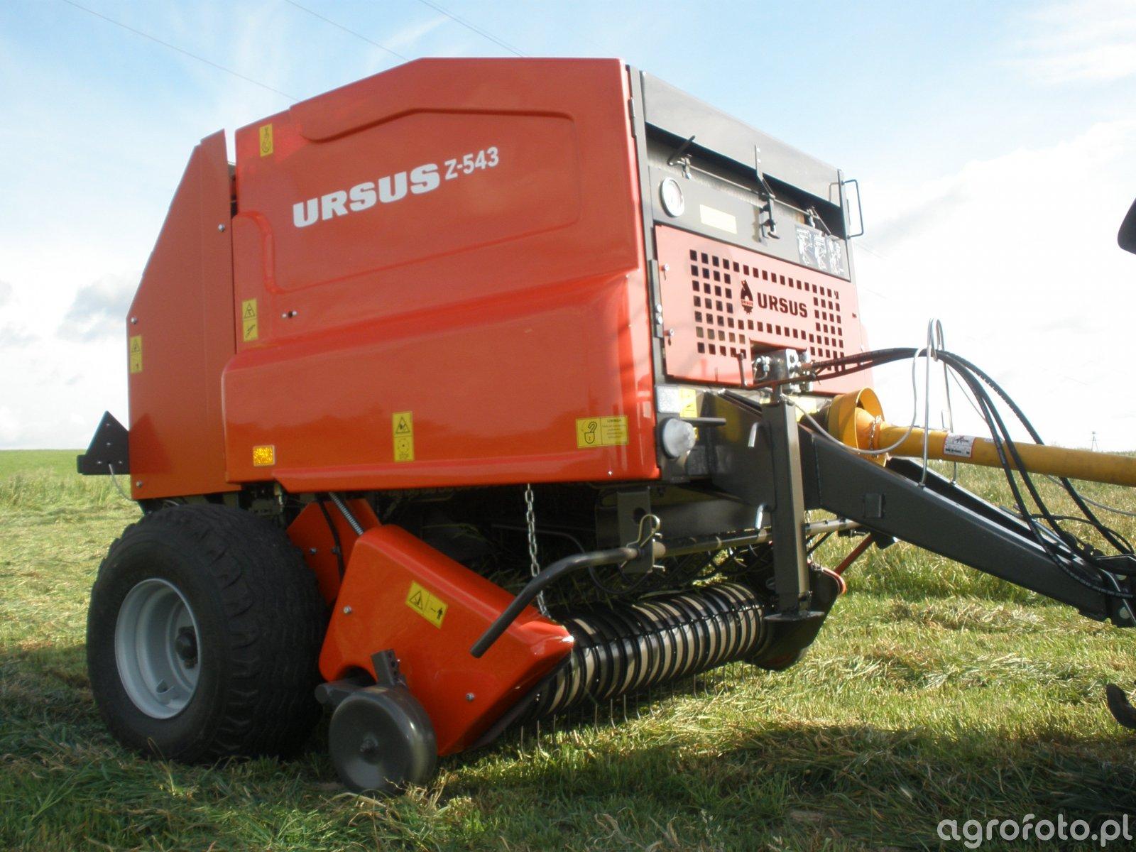 Ursus Z-543