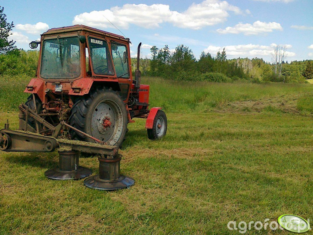 Belarus 505 & ZTR 165