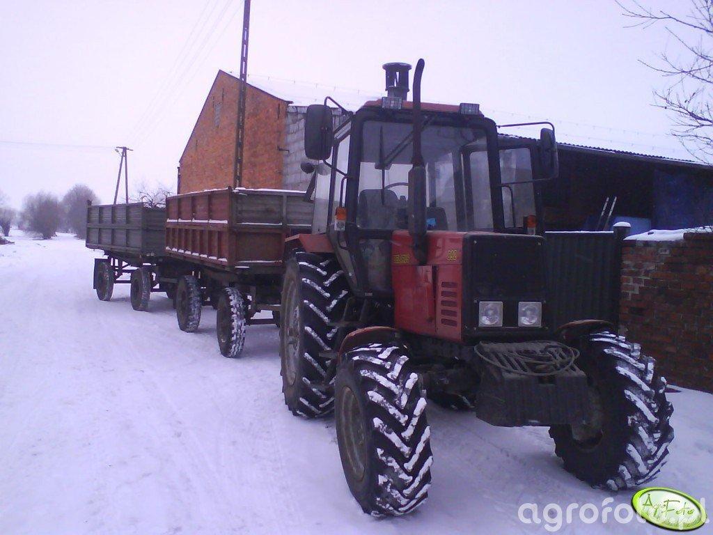Belarus 892 i 2xD47A
