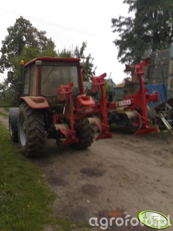 Belarus 952.3 & Ibis 3 Plus