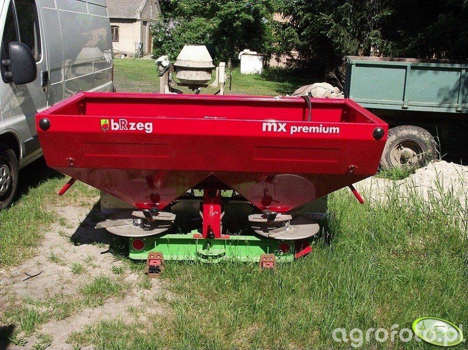 Brzeg MX Premium 850