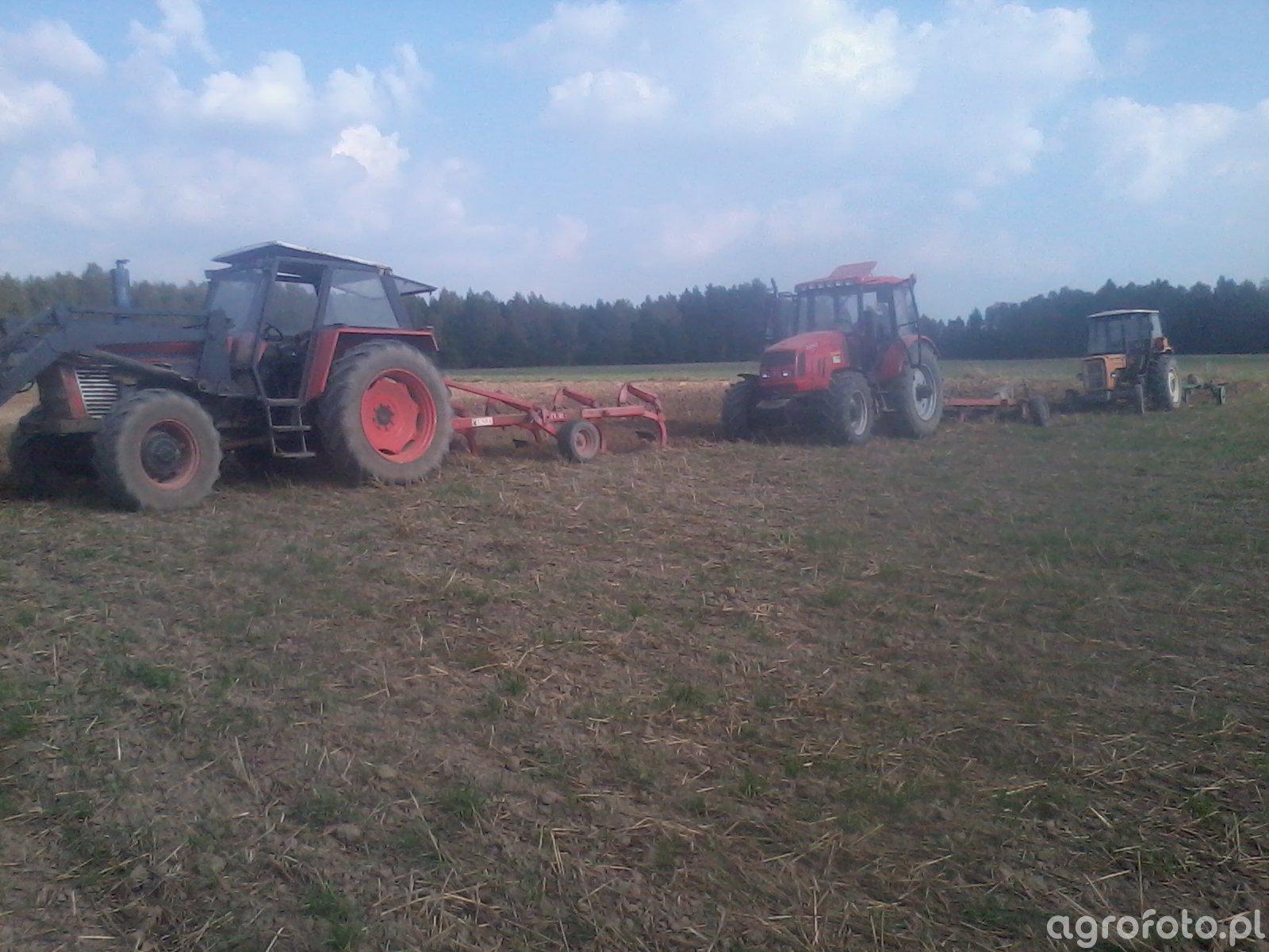Zetor 12045 Farmer f10244C1 Ursus C-360