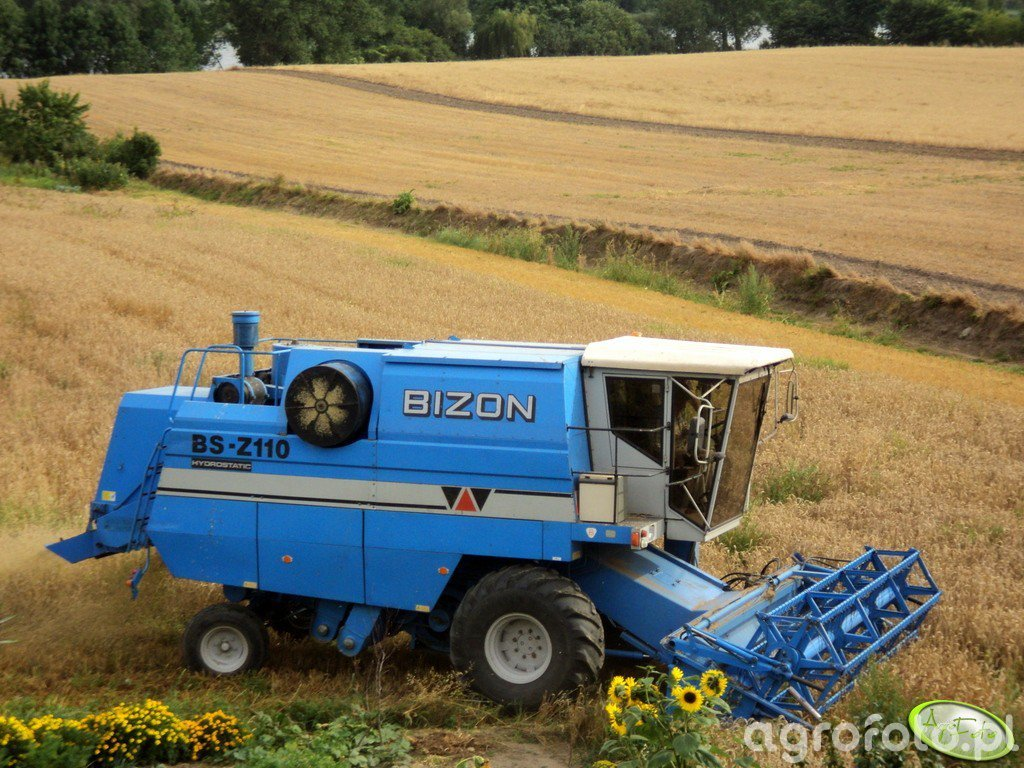 Bizon BS Z-110 Hydrostatic