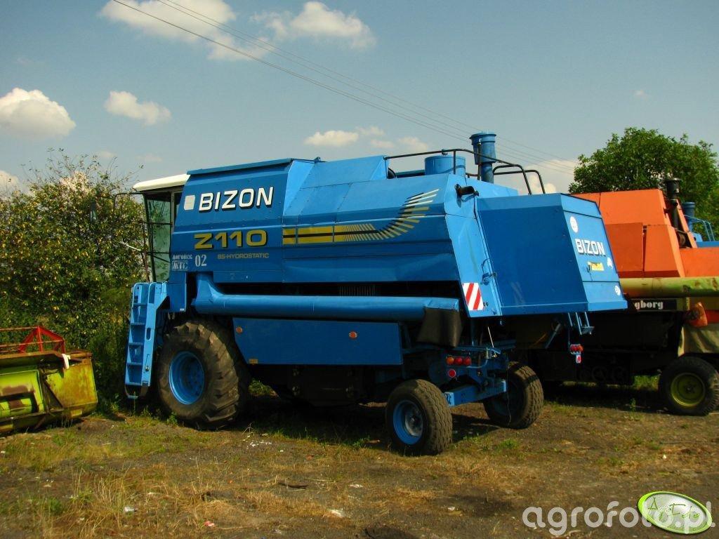 Bizon BS Z110 Hydrostatic - Obrazek, fotka, zdjecie, photo
