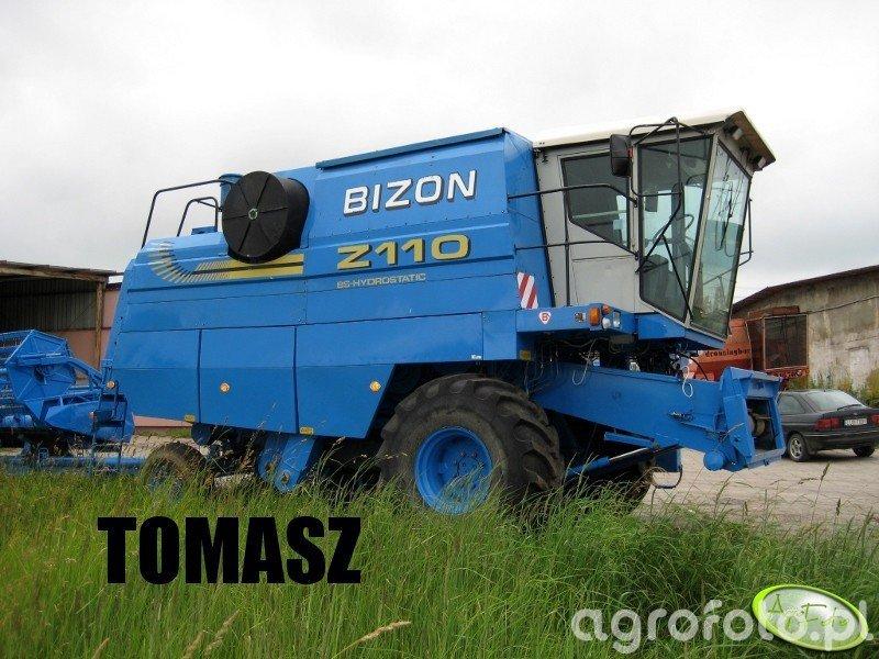 Kombajn Bizon BS Z110 - fotka #225818 - Galeria rolnicza