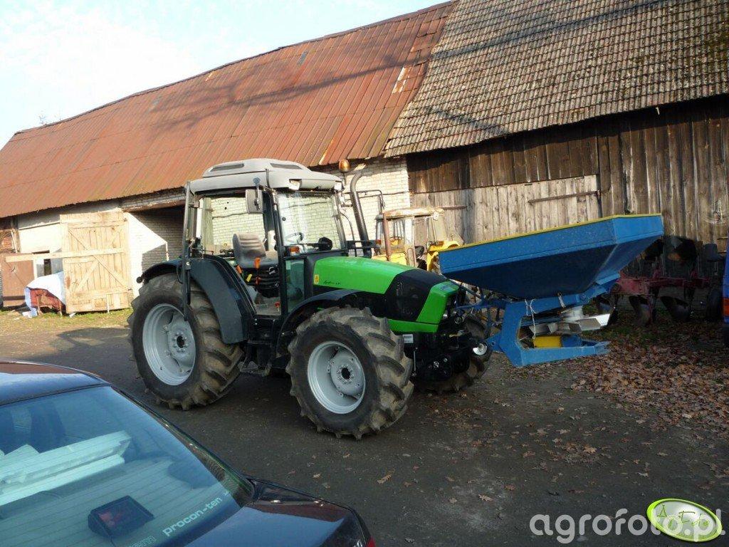 Bogballe BL 1000 + Agrofarm 430