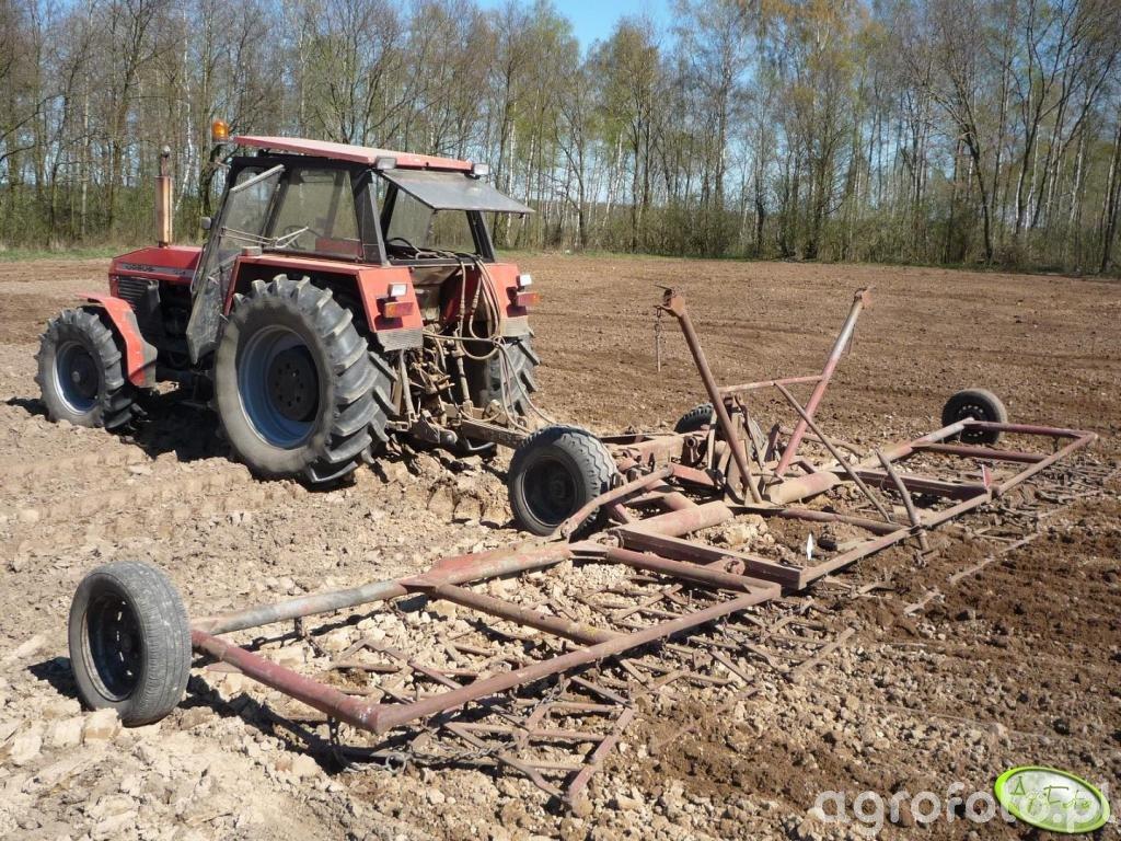Wiosenne Prace Polowe 2009