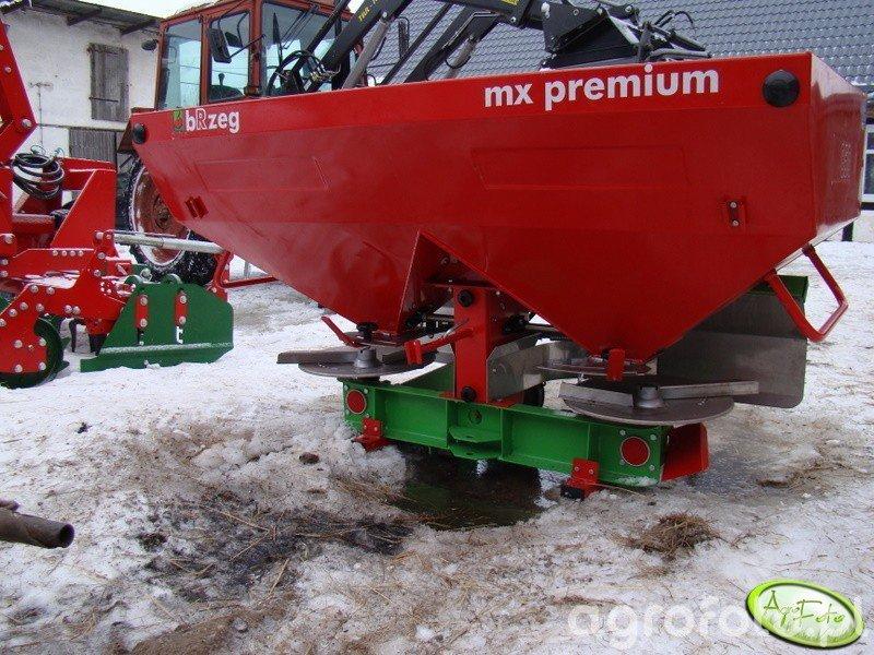Brzeg MX Premium 850 h